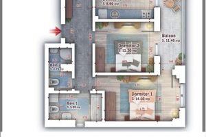 Apartament 3 camere Bd. Turnu Magurele sector 4 gata de mutare promotie