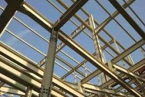 Suceava - Constructii pe structura metalica