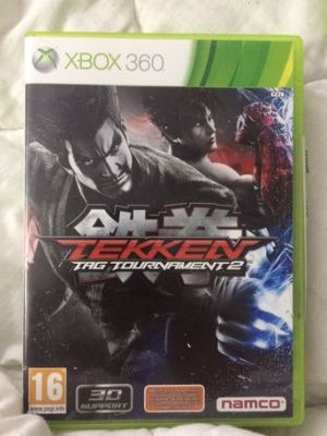 Zărneşti - Tekken Tag Tournament 2 Xbox360