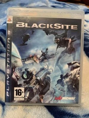 Suceava - Blacksite PS3 - Playstation 3 - PS 3
