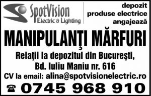 Bucureşti - Spot Vision Electric & Lighting