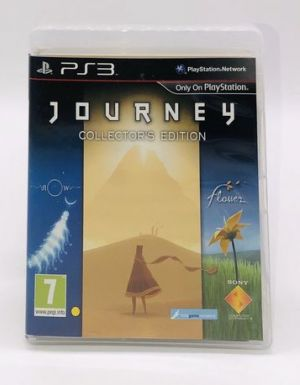 Braşov - Journey Collector's Edition ps3 playstation
